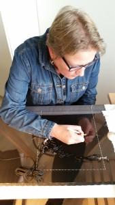 Marjolein van der Heide, work in progress