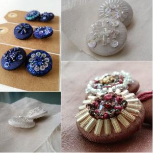 Bling buttons