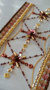 Randmotief workshop Broderie d'Art